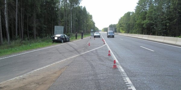На 103-м километре автодороги «Минск-Гродно» вчера в Ивьевском районе травмирован пятилетний мальчик.