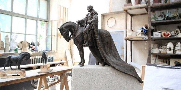 Как будет выглядеть памятник Гедимину в Лиде