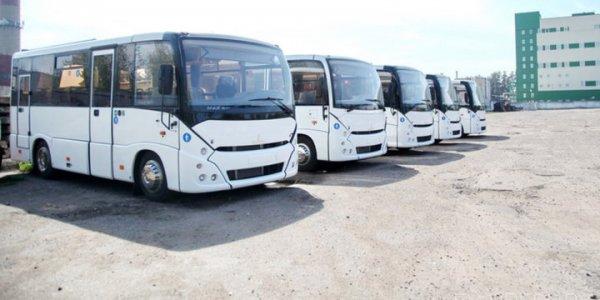 Изменения в маршруты движения городских автобусов по ул. 8-го Марта в Лиде 25 - 26 августа
