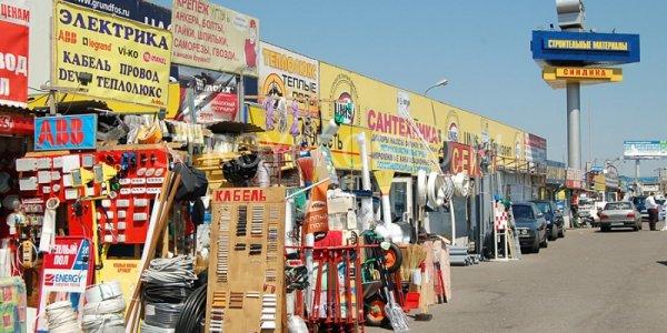 В Лиде «уничтожается» строительный рынок
