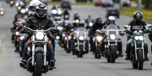 Под Лидой разыграют новый мотоцикл на  байк-фестивале