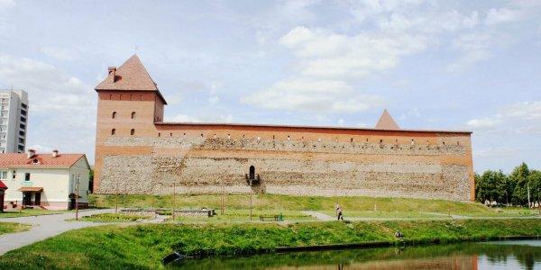 Лiдскi замак i яго гiсторыя