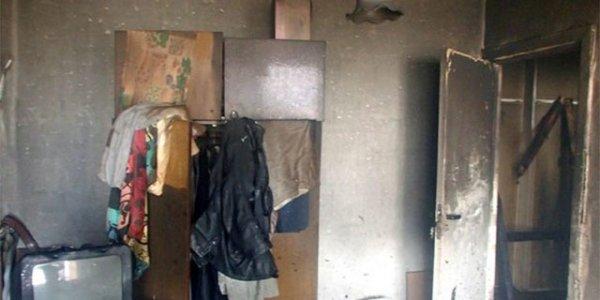 Пожар в квартире по вине жителя Лиды