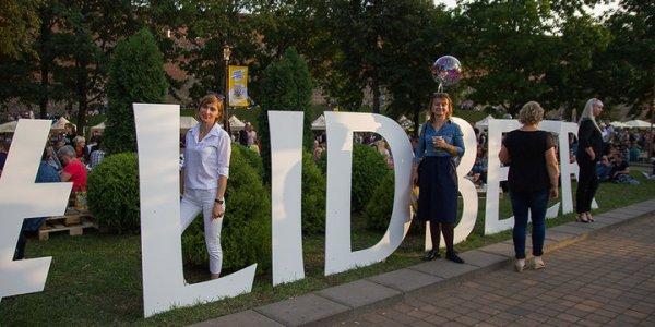 Как фестиваль LIDBEER раз в год меняет Лиду
