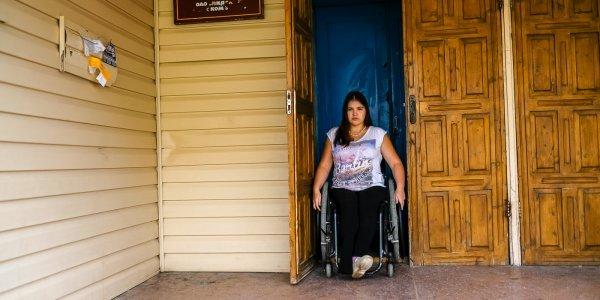 Взаперти. История девушки из Лиды, которая стала пленницей собственной комнаты