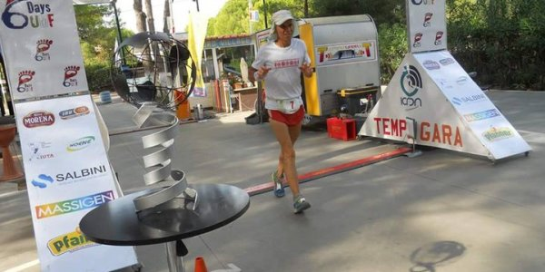 Лидчанин Леонид Анацко за шесть суток пробежал 721,47 км