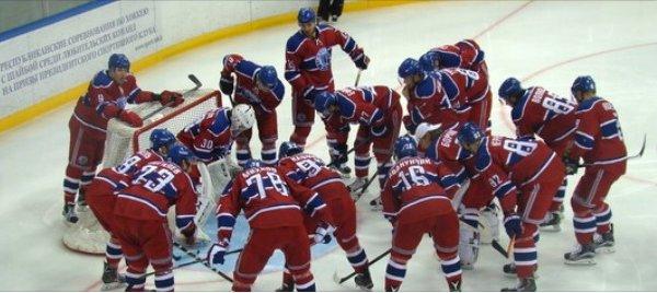 """Хоккей. Михаил Захаров: знали, что """"Динамо"""" из Молодечно потеряло в Лиде очки, поэтому настрой был соответствующим"""