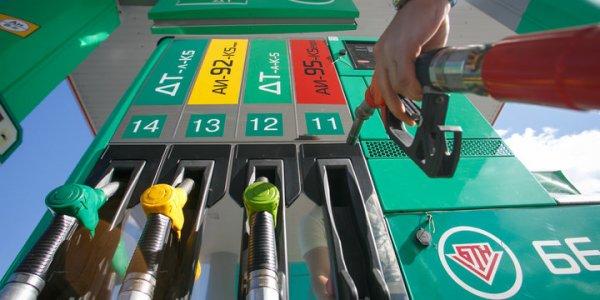 В Беларуси снова подорожало автомобильное топливо