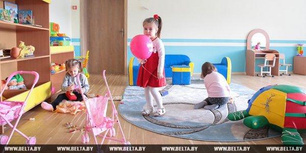 Новые детские сады в 2019 году появятся в Лиде и Островце