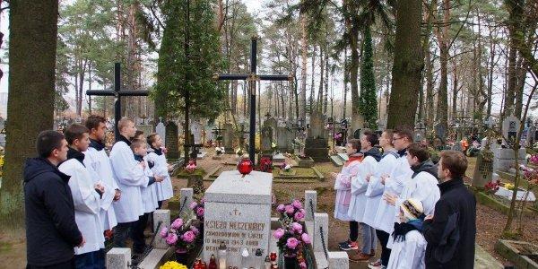 В Лиде почтили память священников – мучеников Второй Мировой войны