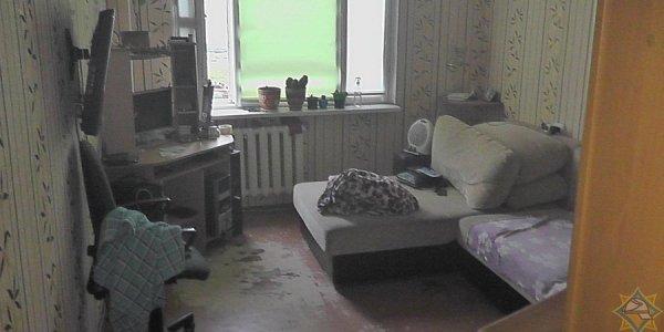 В Лиде оставленная на плите еда едва не привела к пожару в пятиэтажке