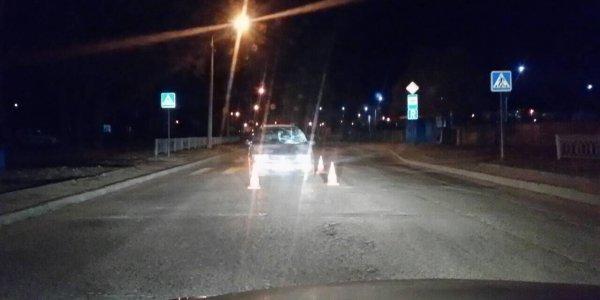 Два наезда совершены вчера вечером в Лидском районе
