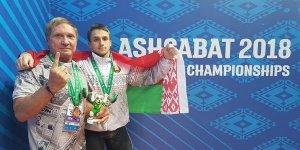 Лидский тяжелоатлет выиграл бронзу чемпионата мира