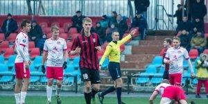 В заключительном туре чемпионата Беларуси по футболу «Лида» обыграла «Сморгонь»