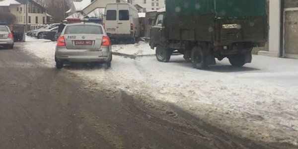 Погоня со стрельбой на трассе закончилась в Минске — водитель буса был пьян