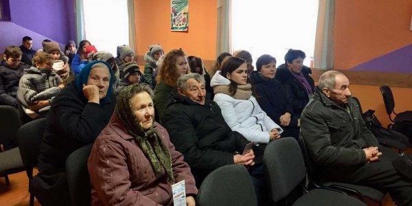 Жители Лидского района агрогородка Ваверка обсудили вопросы безопасности