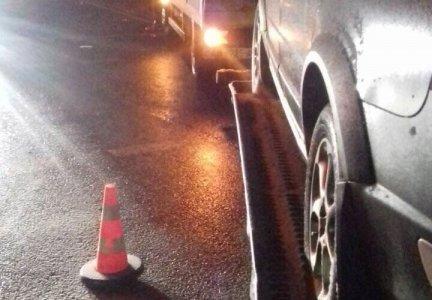 Лиде 31-летний водитель автомобиля «Мерседес» совершил наезд на пешехода