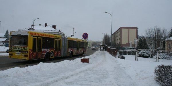 Работа общественного транспорта в новогодние праздники