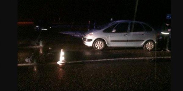 В Лиде пенсионер сбежал из больницы на Новый год и погиб под колесами авто