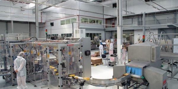 Оборудование для объектов пищевой промышленности