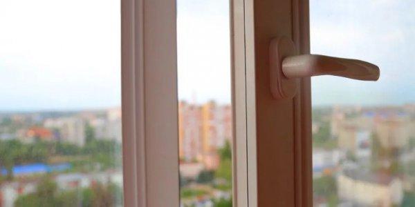 В Березовке молодой человек не по своей воле вышел в окно