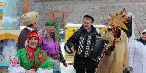 В Лидском замке 13 января пройдет семейный праздник «Чудеса на Старый Новый год»