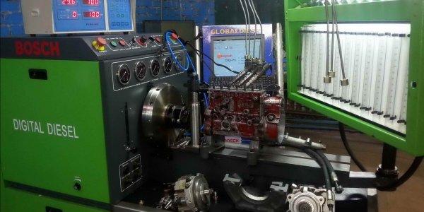 Диагностика и ремонт топливной системы common rail