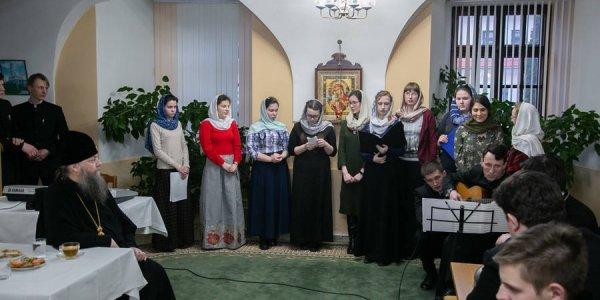 На празднике Сретения Господня  участие приняли учащиеся Лидского музыкального колледжа