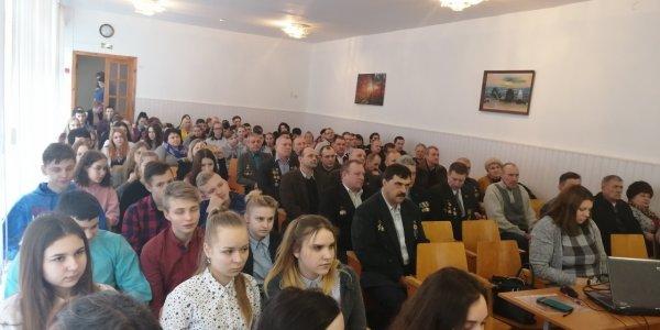 В Березовке прошла встреча, посвящённая 30-ти летию вывода войск из Афганистана