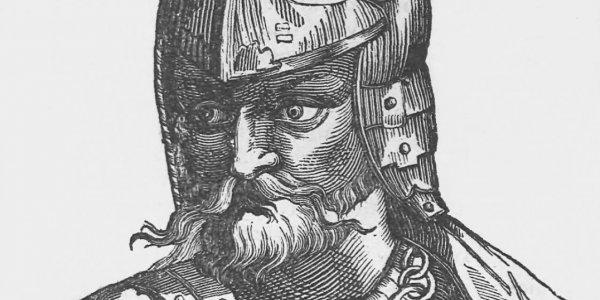 В Лиде установят трехтонный бронзовый памятник князю Гедимину