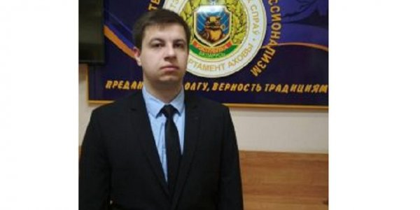 Электромонтер Лидского отдела Департамента охраны спас человека