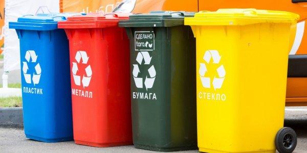 Как организовать раздельный сбор отходов в офисе?