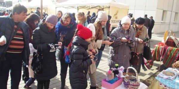 Лидчане проводили зиму