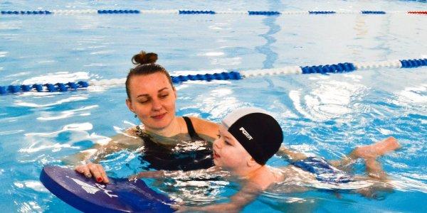 Школа Swimming.By: детское плавание в Минске