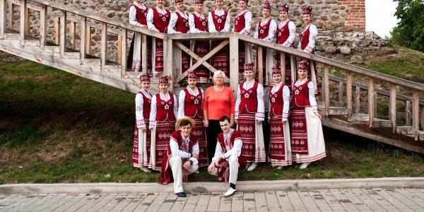 Музыкальный коллектив из Лиды взял Гран-при на международном конкурсе