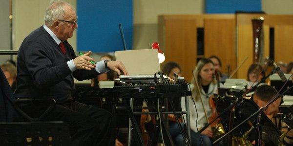 В Лиду с концертом приедет оркестр Михаила Финберга