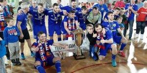 «Лидсельмаш» впервые завоевал Кубок Беларуси по мини-футболу