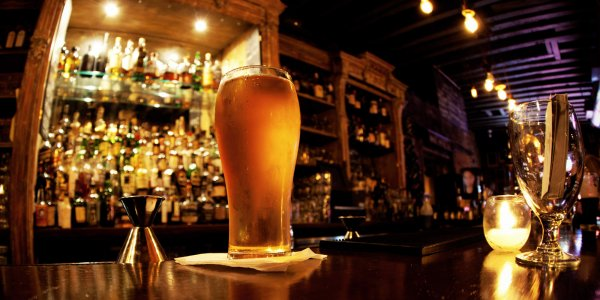 Выбор пива для реализации в баре