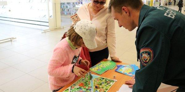 На Лидчине проходит профилактическая акция «Не оставляйте детей одних!»