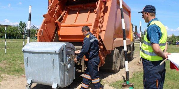 «ДАКАР» на мусоровозах. Лидский водитель стал лучшим