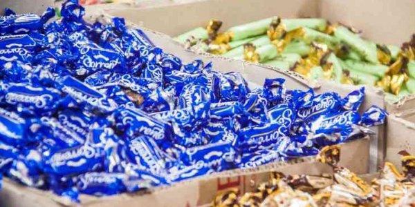 В Лиде в продажу попали конфеты с кишечной палочкой из России
