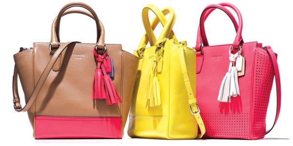 Женские сумки: принципы выбора настоящей боевой подруги