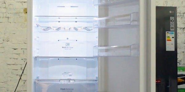 Как починить холодильник Элджи
