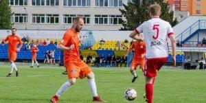 ФК «Лида» поделил очки с гомельским Локомотивом