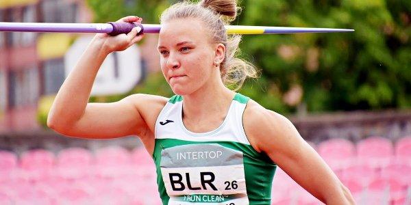 Представительница Лидского района в составе сборной Беларуси стала серебряным призером чемпионата Европы по многоборьям