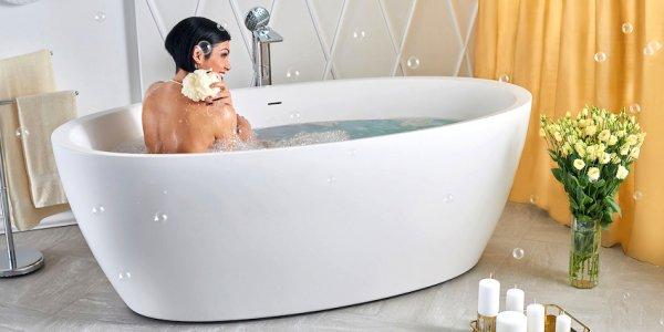 Видовые особенности ламината для ванной