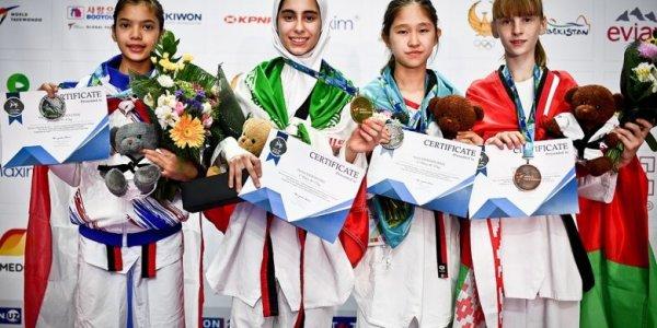 Девушка из Лиды заняла третье место на чемпионате мира по таэквондо среди кадетов