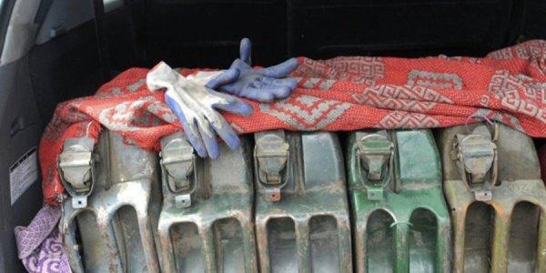 Житель Щучинского района совершил серию краж топлива