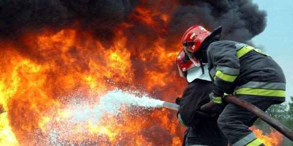 В Лидском районе за выходные произошло 3 пожара