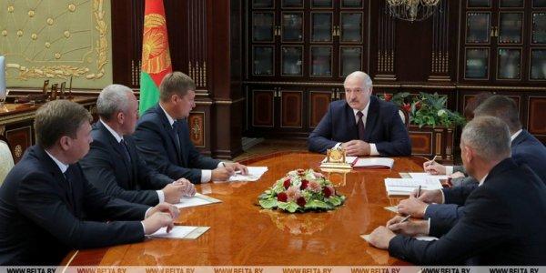 Лукашенко назначил нового председателя Лидского района
